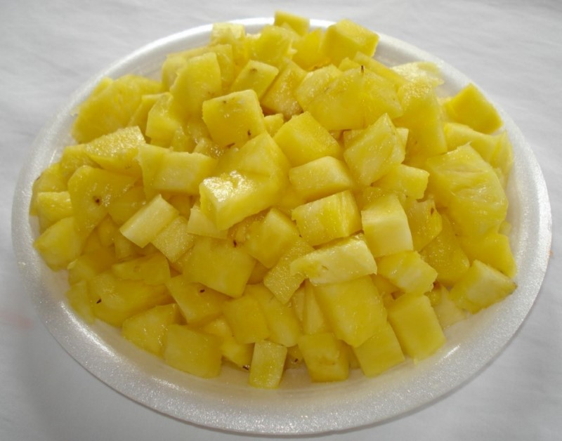 PINEAPPLE TIDBITS OR CHUNKS 2