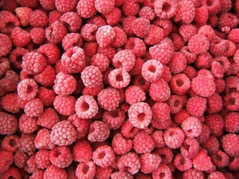RASPBERRIES CHUNKS OR WHOLE 2